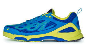 zoot blue shoe